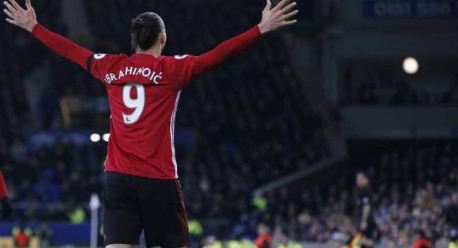 Atletico Madrid Incar Ibrahimovic