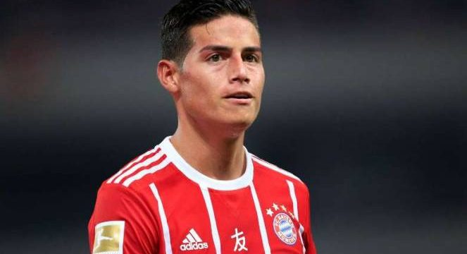 Real Madrid Siap Tampung Kembali James Rodriguez